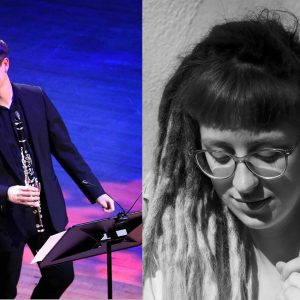 Lunchtime Series Concert – Christopher Moriarty & Gabrielė Dikčiūtė