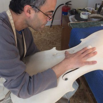 Making of the Galway Cello