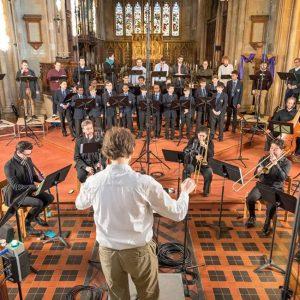 The English Cornett & Sackbut Ensemble