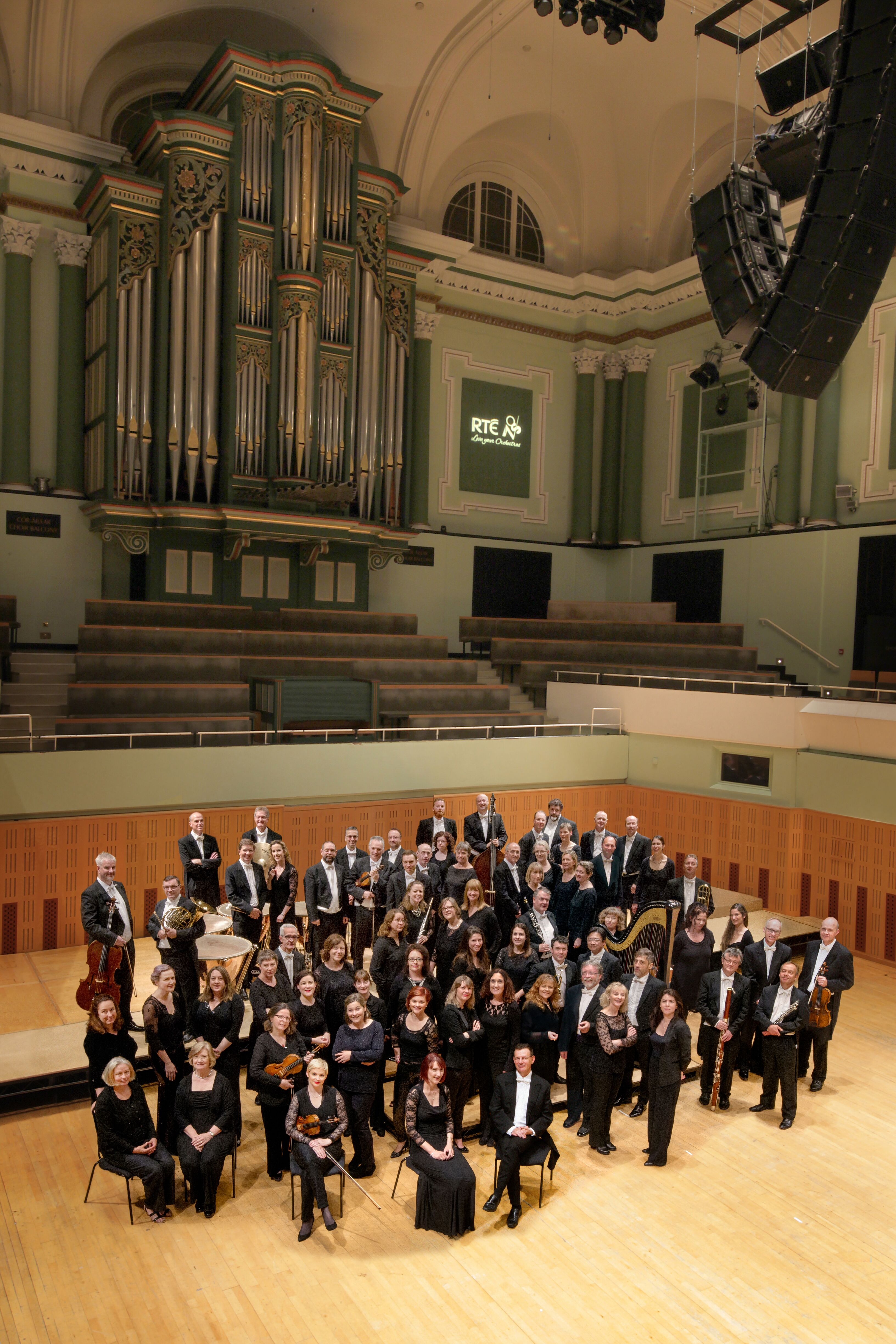 RTE National Symphonic Orchestra - Classical music concerts galway