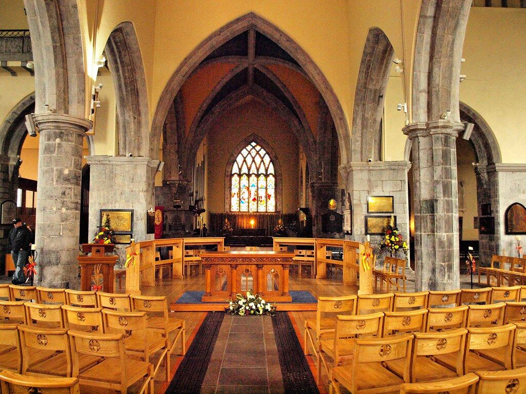 St Nicholas' church - Classical music concerts galway